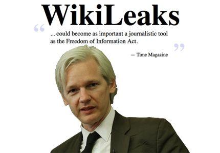 sananvapaus Julian-Assange-wikileaks